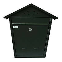 Ящик почтовый РВ-06 Ferocon, 43x47x7 см. серый , фото 4
