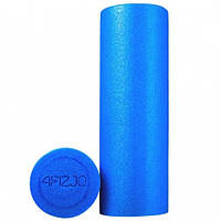 Ролик-цилиндр массажный 4FIZJO Yoga Foam Roller 45x15 см для самомассажа (4FJ1134), фото 1