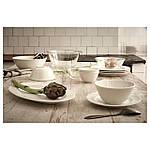 IKEA VARDAGEN Блюдо, сливочное  (103.045.53), фото 4