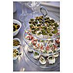 IKEA KVITTERA Подставка для торта, прозрачное стекло, нержавеющая сталь  (902.798.42), фото 4