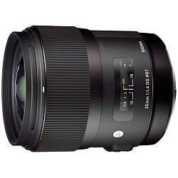 Объектив Sigma AF 35mm f/1.4 DG HSM (Canon)