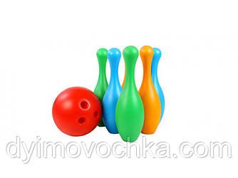 """Развивающая игрушка """"Детский боулинг"""" 474 Орион"""