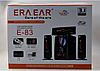 Акустическая система 3.1 DJACK EAR EAR E-83  60W (USB/FM-радио/Bluetooth), фото 9