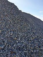 Доставка дробленого бетона(вторичный щебень 0-80) самосвалами 25-30 тонн