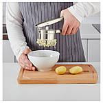 IKEA IDEALISK Пресс для картофеля, нержавеющая сталь  (761.142.85), фото 2