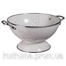 IKEA GEMAK Дуршлаг, Кремовый  (202.335.41)