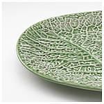 IKEA SMAKBIT Блюдо, зеленый  (104.030.96), фото 2