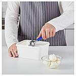 IKEA CHOSIGT Ложка для мороженого, разные цвета  (902.082.46), фото 4