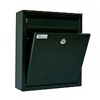 Ящик почтовый РВ-04 Ferocon, 30x35x7 см. серый , фото 1