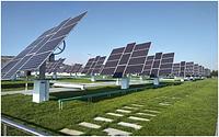 Солнечный трекер - подвижная система слежения за солнцем ZRT Одноосевой