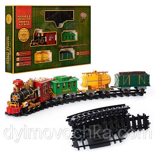 Детская железная дорога Золотая стрела 0621/40352 Play Smart
