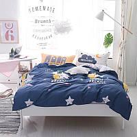 Комплект постельного белья Следуй за своими мечтами (полуторный) хлопок