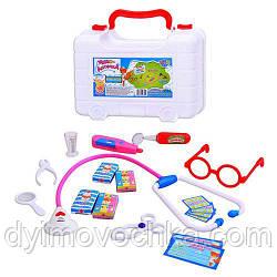Игровой набор доктора Limo Toy M 0463 AB U/R, 2 вида