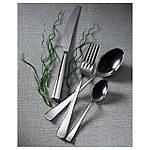 IKEA SEDLIG Набор столовых приборов, 24 шт., нержавеющая сталь  (401.553.11), фото 4