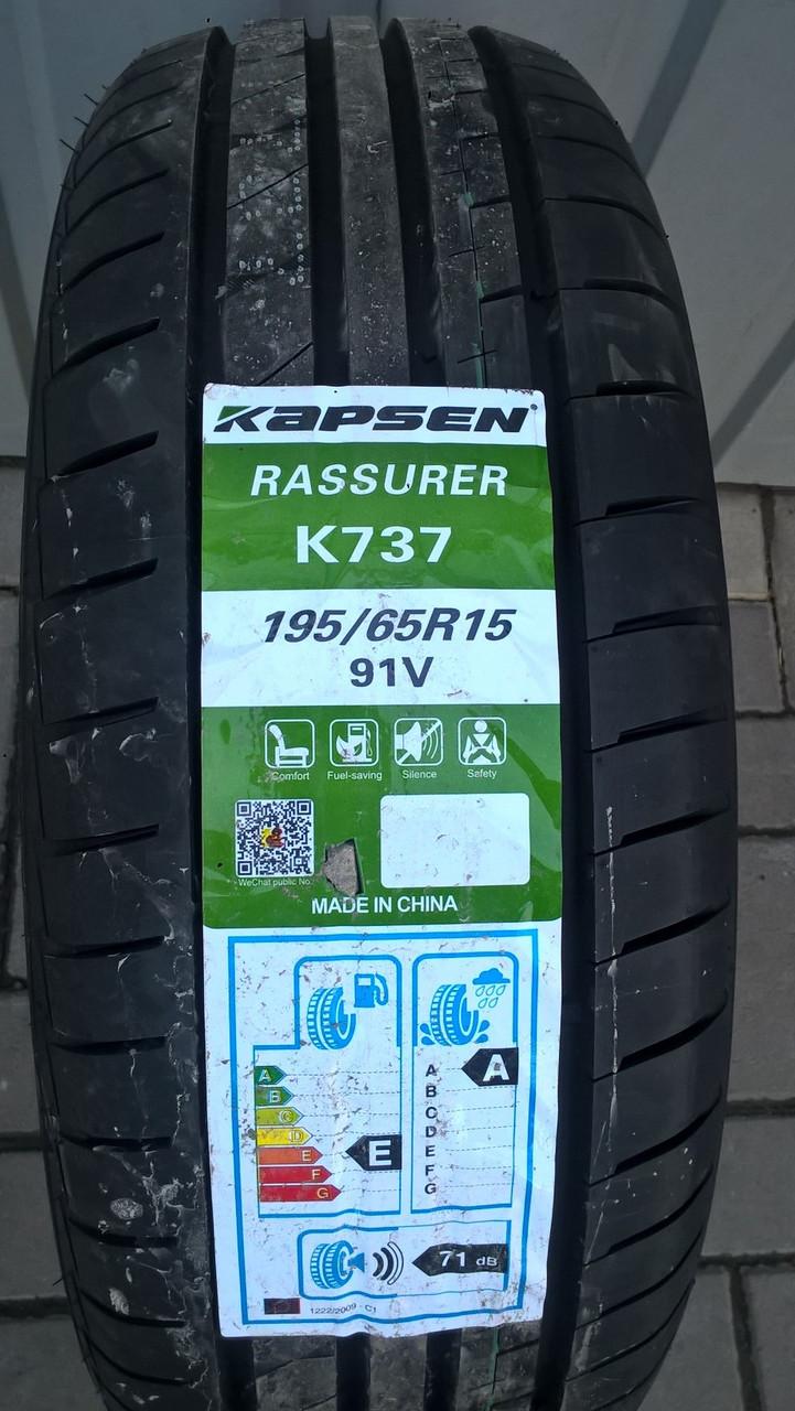 195/65R15 91V Kapsen Rassurer K737