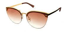 Модные очки от солнца кошачий глаз 2019 женские Furlux