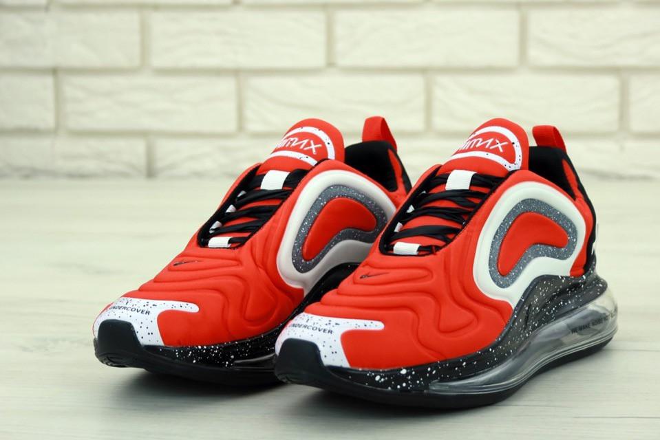 Чоловічі кросівки Nike Air Max 720 Orange. [Розміри в наявності: 41,42,43,44,45]