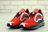 Чоловічі кросівки Nike Air Max 720 Orange. [Розміри в наявності: 41,42,43,44,45], фото 1
