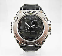 CASIO G-SHOCK GST-1000 Silver/Black. Репліка