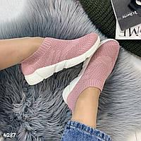 Жіночі кросівки взуттєвий текстиль, фото 1