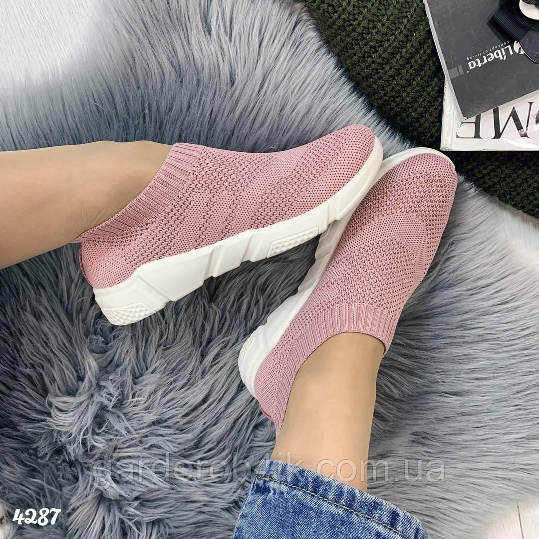 Жіночі кросівки взуттєвий текстиль