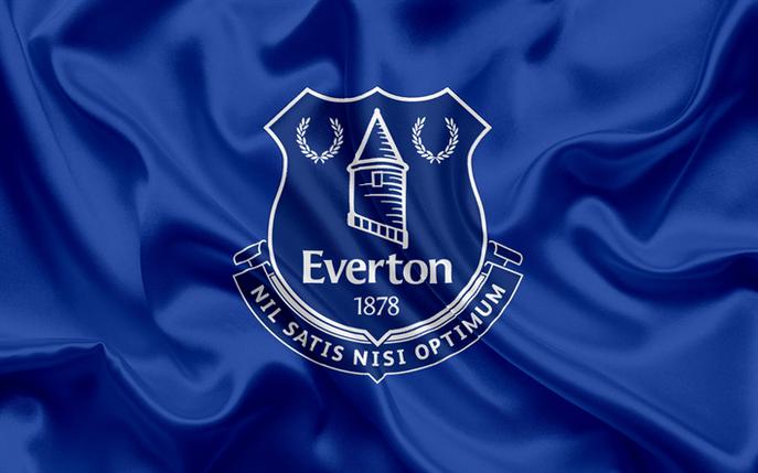 Флаг ФК Эвертон, фото 2