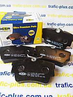 Тормозные колодки задние на Renault Trafic / Opel Vivaro 01-> ICER (Испания) 141351700