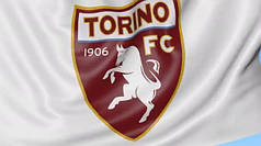 Флаг ФК Торино