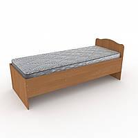 Кровать 80 ольха Компанит (85х204х80 см), фото 1