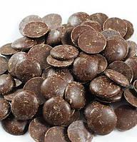 Черный шоколад (61,1 %)  в форме таблеток, без сахара, Natra Cacao 100 грамм