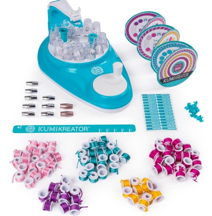 Набір для творчості COOL MAKER KumiKreator дитячий станок для плетіння браслетів (SUN3797)