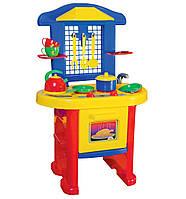"""Детский игровой набор """"Кухня 3"""" 2124 Технок"""