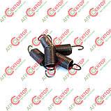 Пружина упора ричажного механізму приводу вязалки 1,8x12x53 прес-підбирача Sipma 0829-401-482 089-000976-4.520, фото 5