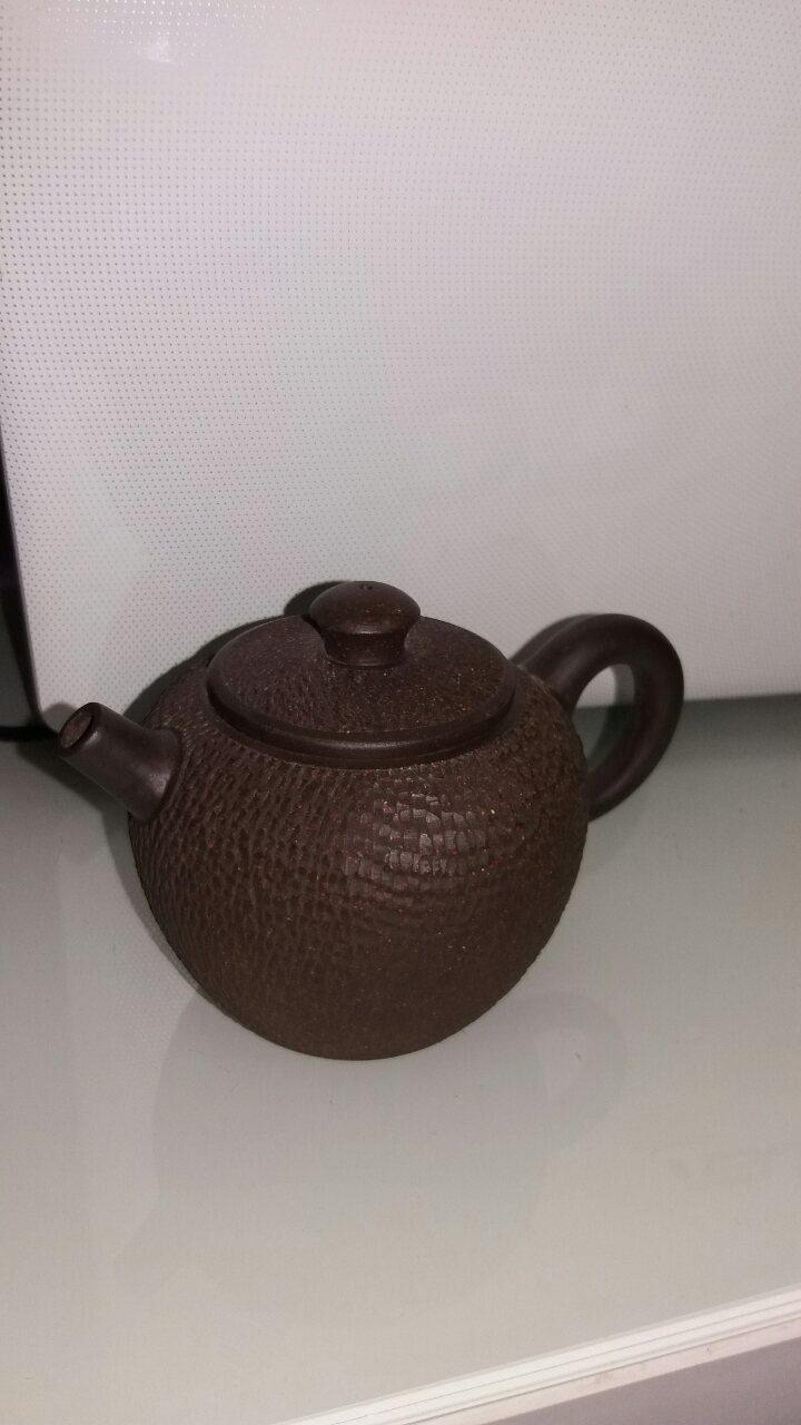 Исинский чайник Шуй Пин Ху с паспортом (ручная работа)