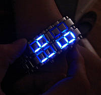 Часы «Серебряный Самурай»