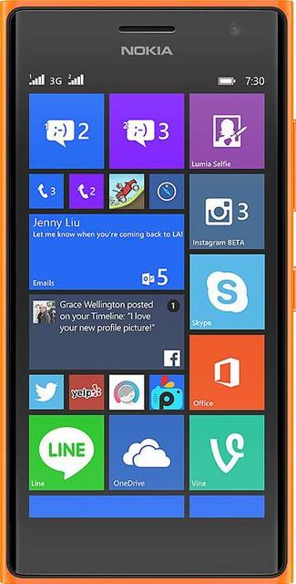Чехлы для Nokia Lumia 730