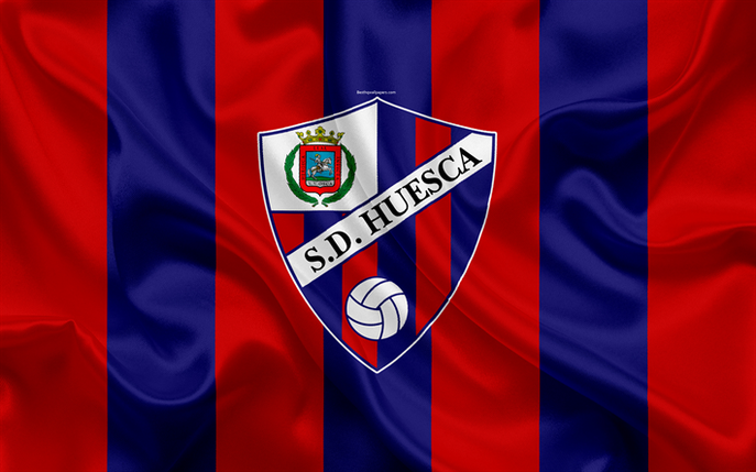 Флаг ФК Уэска, фото 2