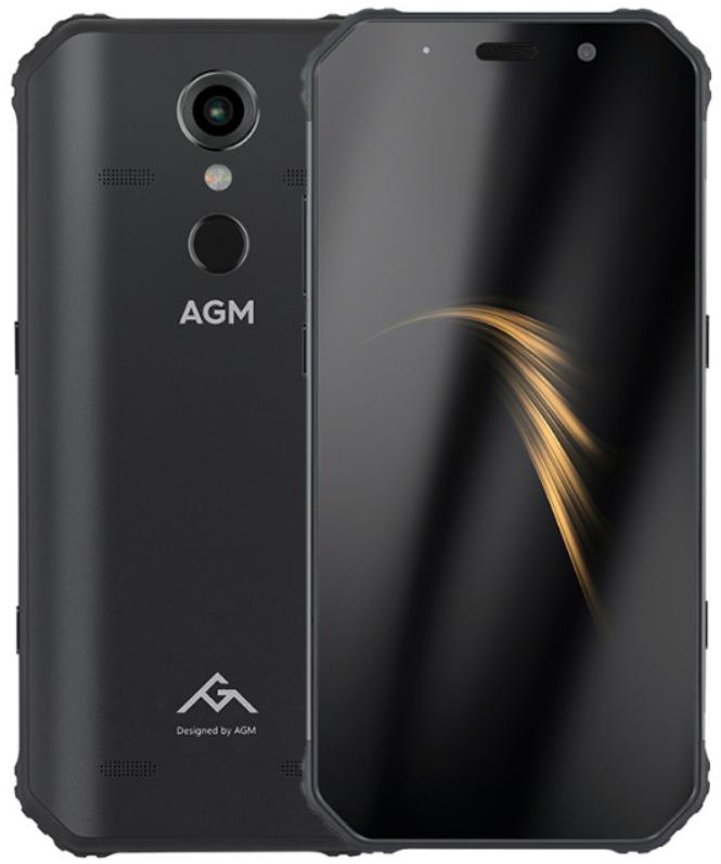 AGM A9 4/32 Gb Black