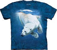3D футболка The Mountain -  Polar Bear Dive