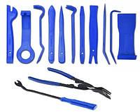 Инструменты для снятия обшивки (облицовки) авто (13 шт). , фото 1