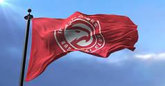 Прапор БК Атланта Хокс