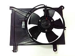 Вентилятор радиатора основной Нубира KOREASTAR, KRFD-002