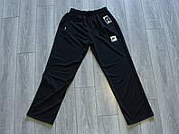 Штаны мужские батал 56-62р черные Nike реплика