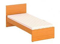 Кровать односпальная КР-6 (мебель для гостиниц)
