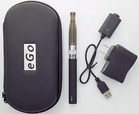 Электронная сигарета с клиромайзером GS H2 в чехле 1100 Mah