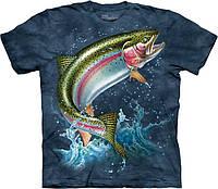 3D футболка The Mountain -  Rainbow Trout
