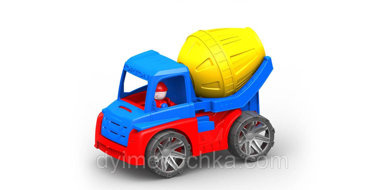 Машинка Бетономешалка М4 Орион 294