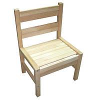 Детский деревянный стульчик для детского сада 171882 ТМ Дерево