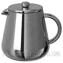 IKEA ANRIK Кофейный / чайный заварочный пресс, нержавеющая сталь  (501.128.68)
