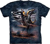 3D футболка The Mountain -  Reagan Velociraptor